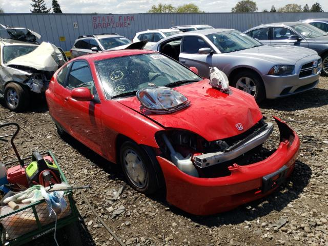 Honda Insight salvage cars for sale: 2004 Honda Insight