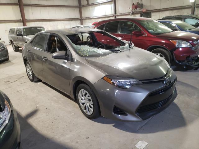 Salvage cars for sale from Copart Eldridge, IA: 2017 Toyota Corolla L