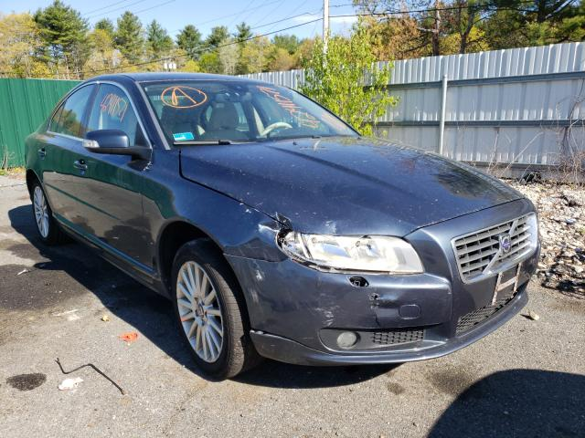 Volvo salvage cars for sale: 2008 Volvo S80 3.2