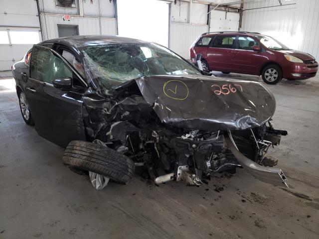 Chrysler Vehiculos salvage en venta: 2015 Chrysler 200 C