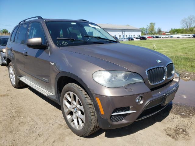 Salvage cars for sale from Copart Columbia Station, OH: 2011 BMW X5 XDRIVE3