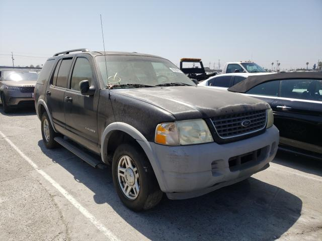 Salvage cars for sale from Copart Sun Valley, CA: 2002 Ford Explorer