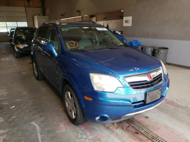 Salvage cars for sale from Copart Sandston, VA: 2009 Saturn Vue XR