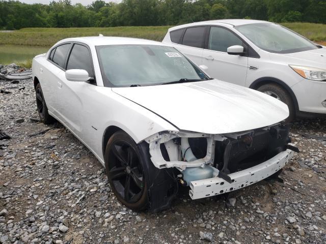 Vehiculos salvage en venta de Copart Cartersville, GA: 2016 Dodge Charger R