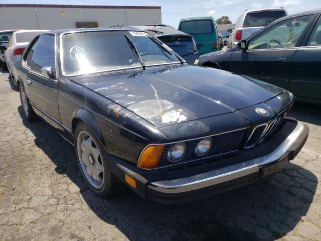 Salvage 1984 BMW 6 SERIES - Small image. Lot 43464931