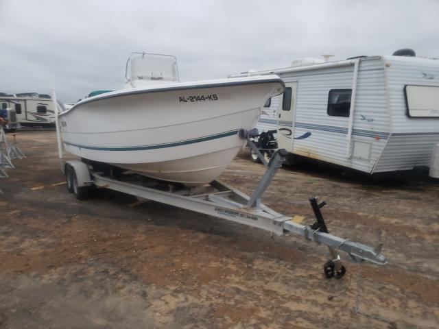 Sea Pro salvage cars for sale: 2003 Sea Pro Boat With Trailer