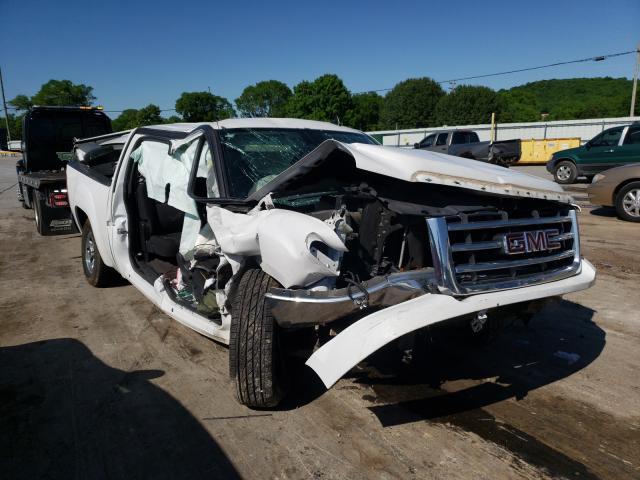 Salvage cars for sale from Copart Lebanon, TN: 2013 GMC Sierra C15