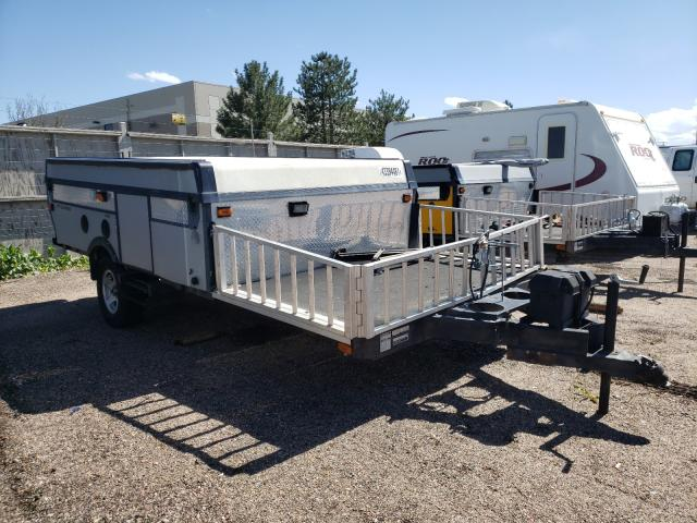 Fleetwood Trailer salvage cars for sale: 2008 Fleetwood Trailer