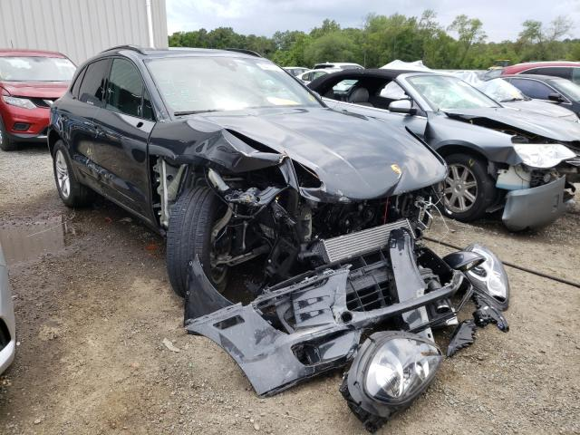 Salvage cars for sale from Copart Jacksonville, FL: 2018 Porsche Macan