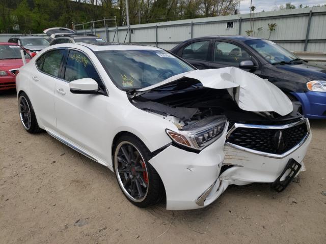 2020 Acura TLX Techno en venta en North Billerica, MA