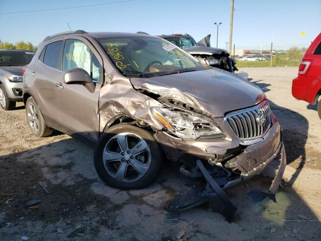 Buick Encore salvage cars for sale: 2013 Buick Encore