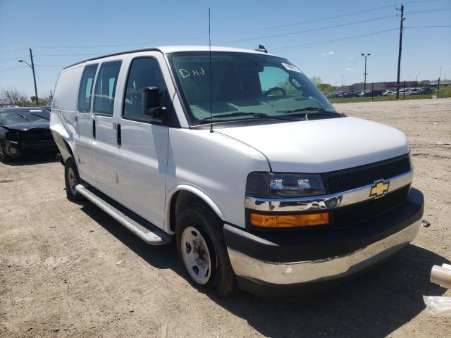 2019 Chevrolet Express en venta en Indianapolis, IN