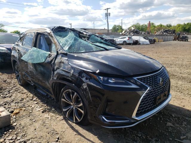 Lexus Vehiculos salvage en venta: 2020 Lexus RX 350