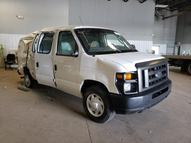 Salvage cars for sale from Copart Ham Lake, MN: 2008 Ford Econoline