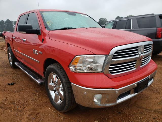 Salvage cars for sale from Copart Longview, TX: 2016 Dodge RAM 1500 SLT
