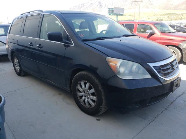 Salvage cars for sale from Copart Farr West, UT: 2008 Honda Odyssey EX