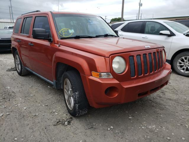 Salvage cars for sale from Copart Haslet, TX: 2008 Jeep Patriot SP