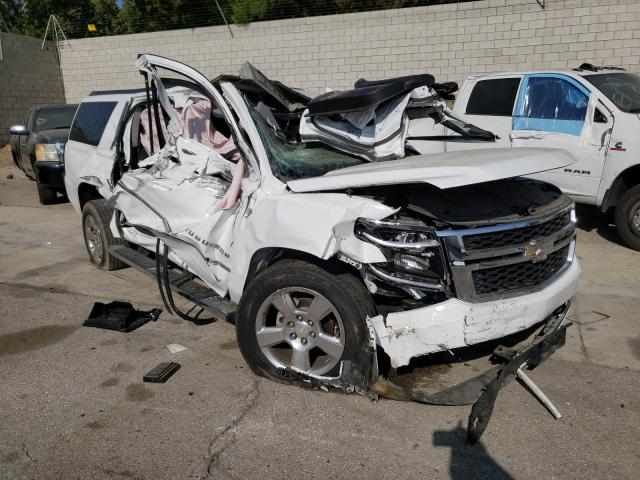 Salvage cars for sale from Copart Colton, CA: 2017 Chevrolet Suburban C