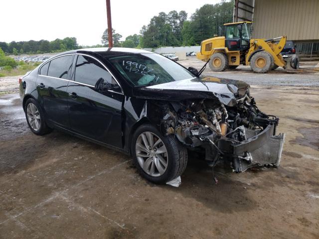 Salvage cars for sale from Copart Fairburn, GA: 2016 Buick Regal Premium