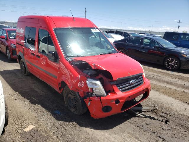 Salvage cars for sale from Copart Brighton, CO: 2013 Ford Transit CO