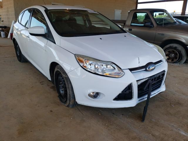 2012 FORD FOCUS SE 1FAHP3K2XCL387759