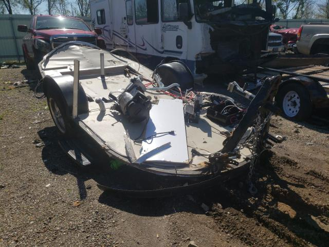 Salvage cars for sale from Copart Pekin, IL: 2017 Airstream Trailer