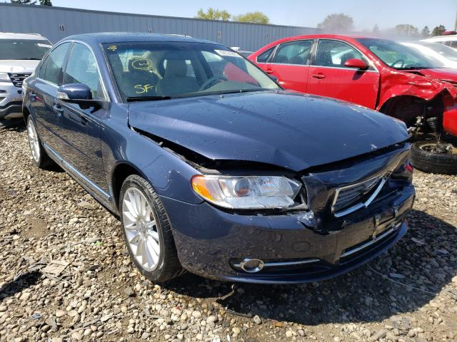 Salvage cars for sale from Copart Cudahy, WI: 2011 Volvo S80 T6