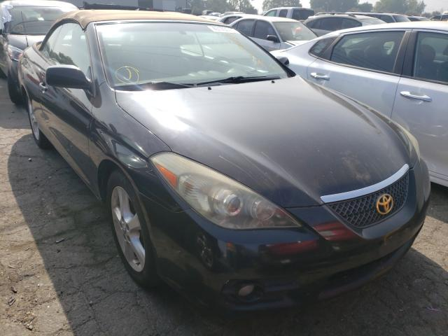 Salvage cars for sale from Copart Colton, CA: 2007 Toyota Camry Sola