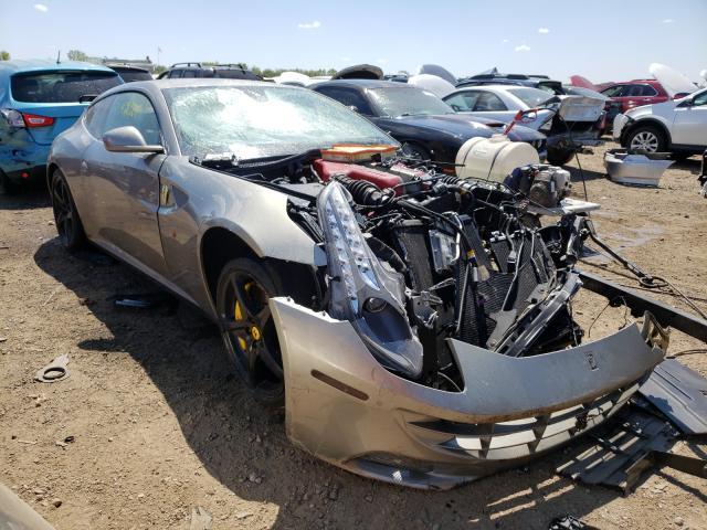 Ferrari salvage cars for sale: 2012 Ferrari FF