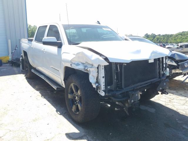 Salvage cars for sale from Copart Savannah, GA: 2018 Chevrolet Silverado