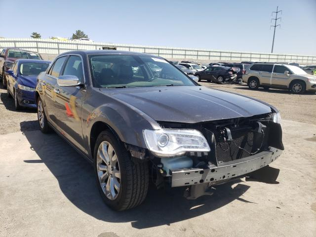 Salvage cars for sale from Copart Albuquerque, NM: 2018 Chrysler 300 Limited