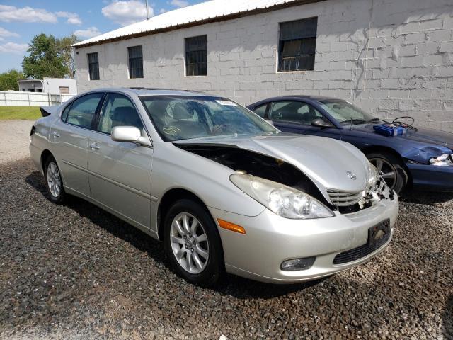 Salvage cars for sale from Copart Hillsborough, NJ: 2004 Lexus ES 330
