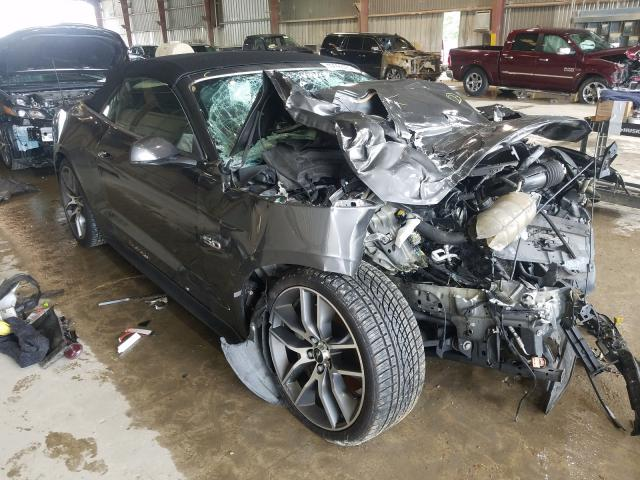 Salvage cars for sale from Copart Greenwell Springs, LA: 2016 Ford Mustang GT