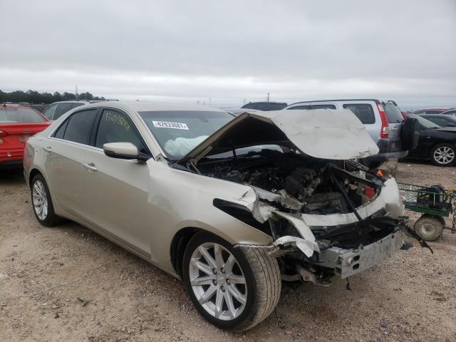 Cadillac CTS salvage cars for sale: 2015 Cadillac CTS