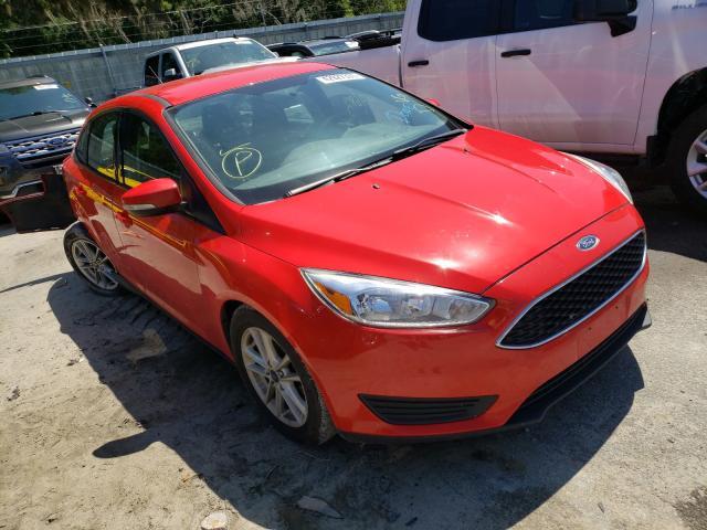 Vehiculos salvage en venta de Copart Savannah, GA: 2016 Ford Focus SE