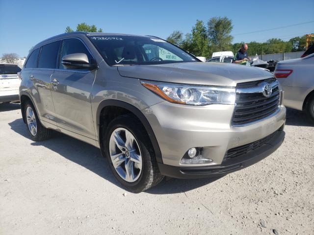 2016 Toyota Highlander for sale in Des Moines, IA