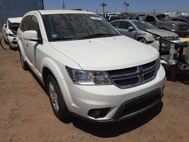 Salvage cars for sale from Copart Phoenix, AZ: 2011 Dodge Journey