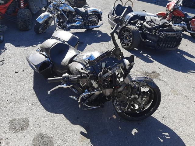 Salvage motorcycles for sale at Las Vegas, NV auction: 2015 Harley-Davidson Flhxs Street
