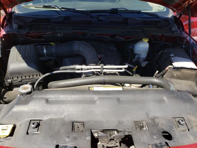 2010 DODGE RAM 1500 1D7RV1GT9AS198149