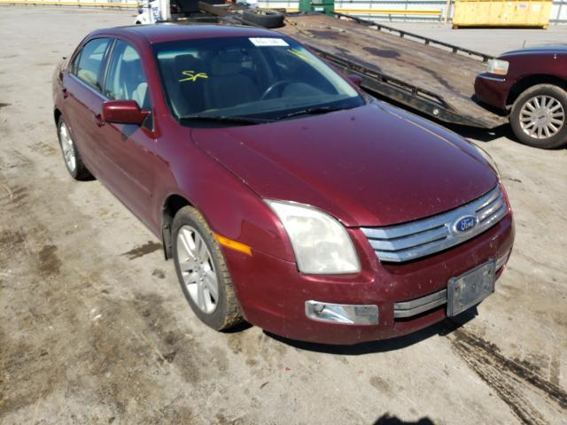 Salvage cars for sale from Copart Lebanon, TN: 2007 Ford Fusion SEL