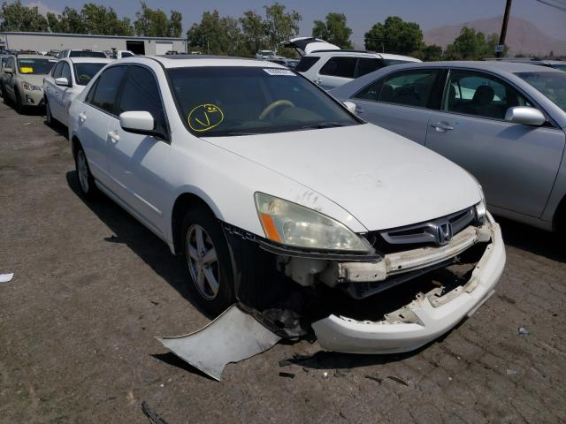Salvage cars for sale from Copart Colton, CA: 2005 Honda Accord EX