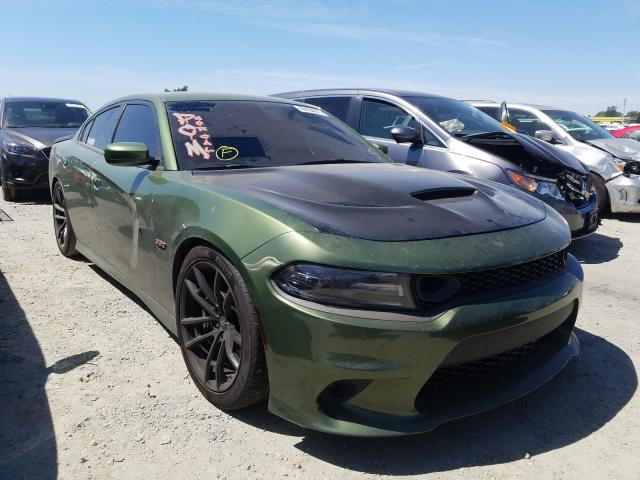 Salvage cars for sale from Copart Antelope, CA: 2020 Dodge Charger SC