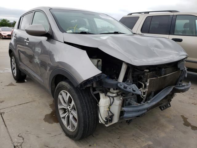 Vehiculos salvage en venta de Copart Grand Prairie, TX: 2014 KIA Sportage B