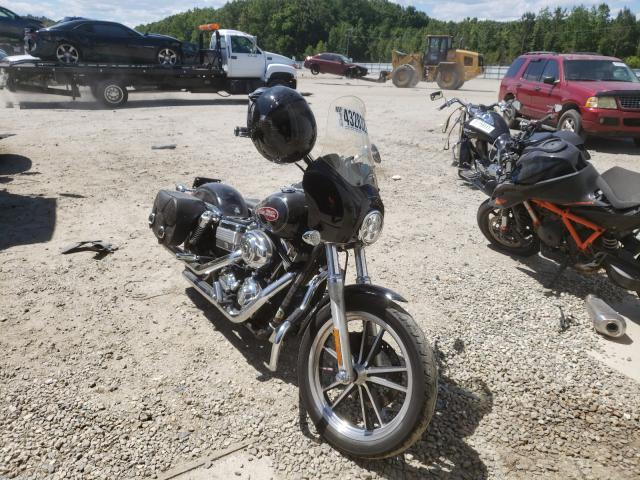 Salvage motorcycles for sale at Hampton, VA auction: 2007 Harley-Davidson Fxdl