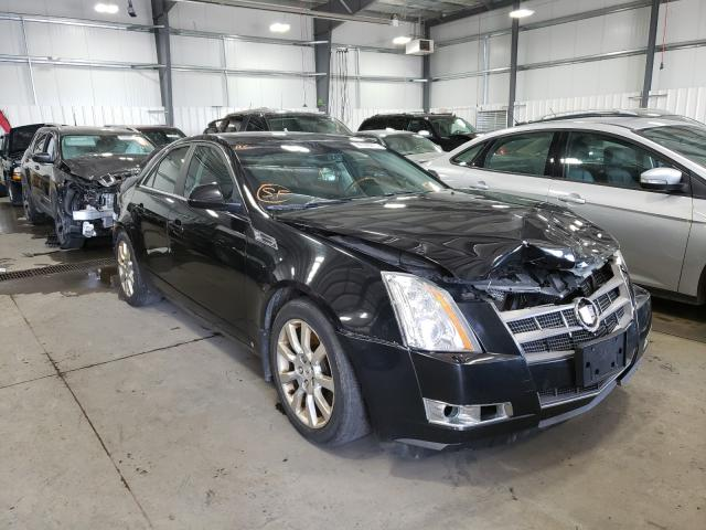 Cadillac salvage cars for sale: 2008 Cadillac CTS HI FEA
