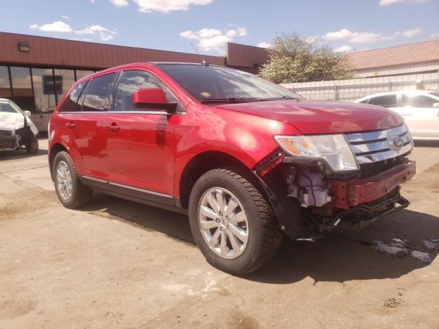 Salvage 2010 FORD EDGE - Small image. Lot 43405601