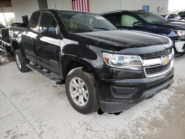 Salvage cars for sale from Copart Homestead, FL: 2019 Chevrolet Colorado L