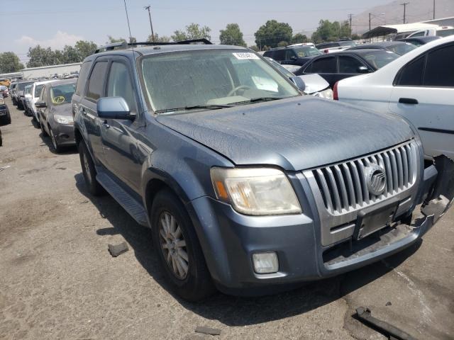 Salvage cars for sale from Copart Colton, CA: 2010 Mercury Mariner HY