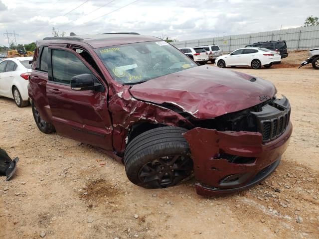 Salvage cars for sale from Copart Oklahoma City, OK: 2020 Jeep Grand Cherokee