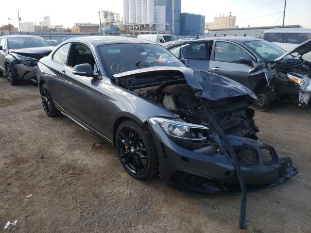BMW Vehiculos salvage en venta: 2015 BMW M235XI